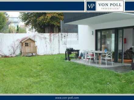 Erstklassige Gartenwohnung in Toplage Westend Offenbach