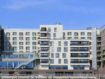 Schöne 2-Zimmer-Wohnung direkt am Baakenhafen