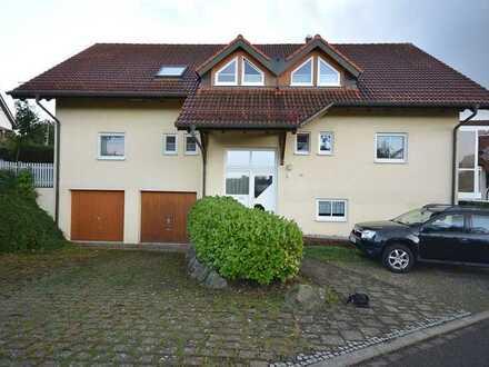 Doppelhaushälfte in schöner Wohnlage in Eberhardzell bei Biberach zu Vermieteten.