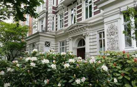 Gepflegtes möbliertes Apartment im Gästehaus der Universität Hamburg