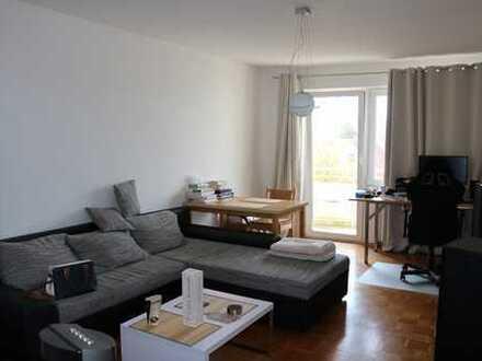 Helle, gemütliche 2-Zimmer-Wohnung mit Balkon in Konstanz-Königsbau