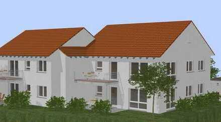 3,5 Zimmer Terrassenwohnung mit Garten in Owen-Teck