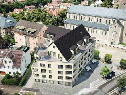 Erstbezug: moderne 3-Zimmer-Wohnung mit EBK, Balkon und TG in Aalen-Wasseralfingen