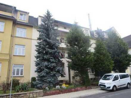 4 RW mit Balkon - Zöblitzer Straße 12