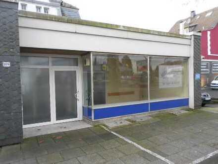 Cronenberg! Ladenlokal mit Bürofläche in werbewirksamer Lage!