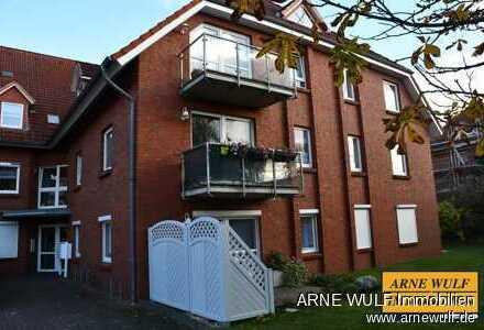 2 Zi.-Erdgeschosswohnung mit Terrasse!!!