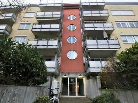 Barrierefreie 2-Zimmer-Wohnung in gepflegtem Zustand als Kapitalanlage