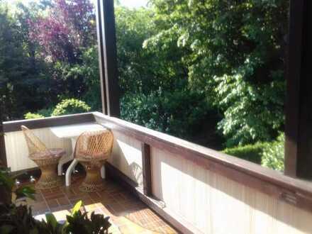 Helle und großzügige 3-Zimmer Wohnung (99qm) mit Blick ins Grüne