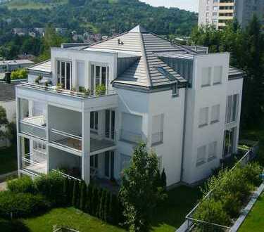 Sehr schöne 2-Zimmer-Studiowohnung in sehr schöner Ortsrandlage in Eningen