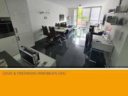 Helle 3 Zimmer Wohnung 72,8m² mit offener Küche, Terrasse und Stellplatz in Köln Höhenhaus