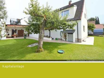 Einfamilienhaus zur Kapitalanlage in schöner Wohnlage von Gauting im Würmtal