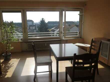Helle, geräumige 1-Zimmer-Wohnung mit Einbauküche in Stutensee-Blankenloch