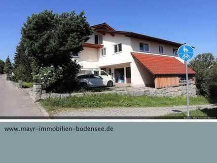 Mehrfamilienhaus mit fantastischen Weitblick über die Stadt Lindenberg