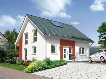 Traumhaus mit Teil unterkellerung und mit großem Grundstück
