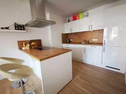 Exklusive 2-Zimmer-Wohnung mit Einbauküche in Eidelstedt, Hamburg