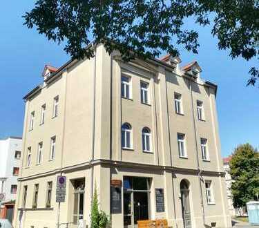 Frisch renovierte 2-Raumwohnung am August-Bebel-Platz