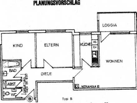 Schöne drei Zimmer Wohnung in Frankenthal (Pfalz), Frankenthal