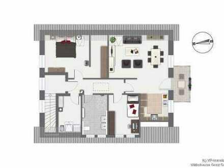 NEUBAU! Dachgeschosswohnung in Wardenburg