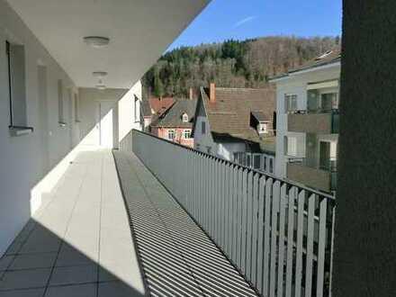 Helle 4-Zi-Wohnung im Herzen Schopfheims mit großzügiger Sonnenterrasse