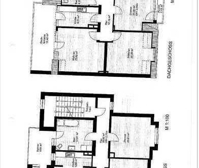 Schöne vier Zimmer Wohnung in Essen, Stadtwald nähe Baldeneysee