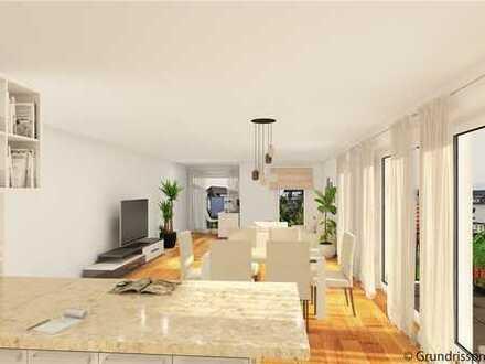 Attraktive Neubau-Wohnung mit schöner Aussicht