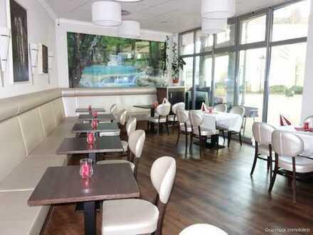 Zentral gelegene, renovierte Gaststätte inkl. Inventar in Büdingen zu vermieten oder zu verkaufen