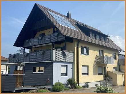 Schöne 1-Zimmer-Wohnung mit Einbauküche und herrlichem Süd-West-Balkon 01.08. bezugsfrei