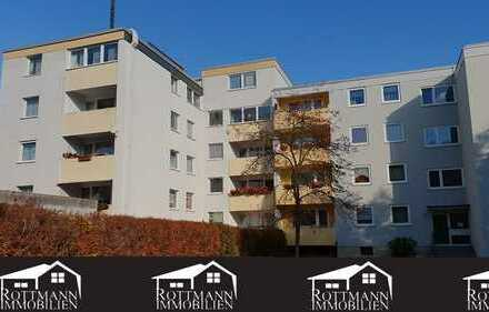 Mietwohnung mit Balkon u. Einbauküche in Krötenbruck -Parterre-