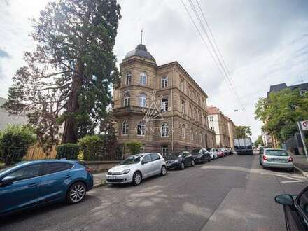 Büroflächen in exklusiver Villa an der Karlshöhe - exklusiv bei Amanthos