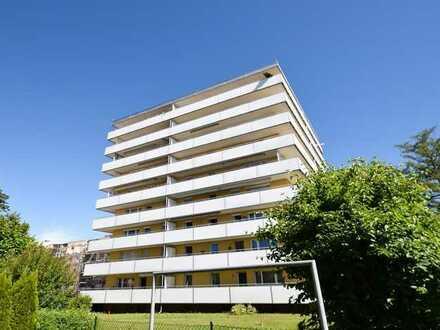 Vermietete 3-Zimmer-Wohnung in Kempten-Breite