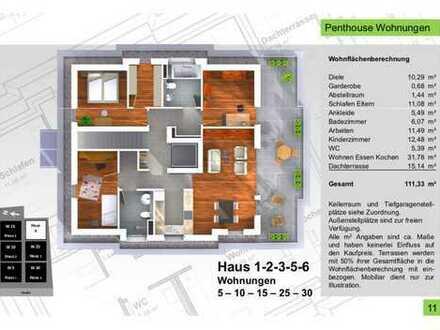 Penthousewohnung in Ingelheim am Rhein