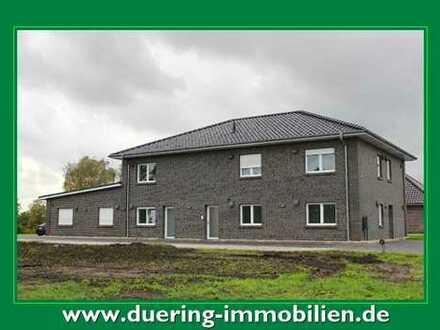 Neubau - Erdgeschosswohnung in Ostrhauderfehn zu vermieten! Erstbezug!