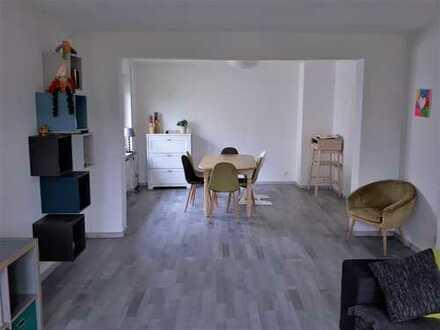 Helle 3-Zimmer-Wohnung mit Balkon und Einbauküche in Mainz-Ebersheim