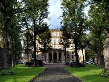 Herrschaftliches Arbeiten im Palais Lanz