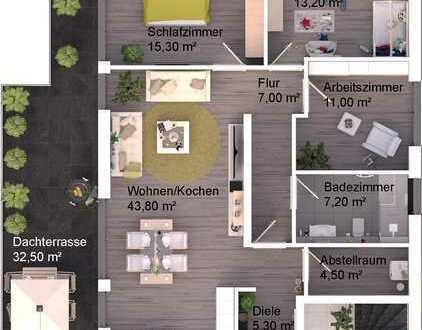 """""""Bella Vista"""" 4-Zimmer Wohnung Nr. 18"""