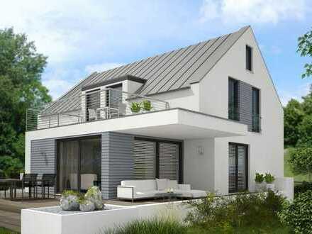 Modernes Einfamilienhaus KFW55 in Rumeln-Kaldenhausen - Grundriss individuell anpassbar