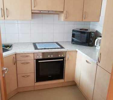 Betreute Wohnanlage, Neuwertige 2-Zimmer-Wohnung mit Balkon und EBK in Oberndorf
