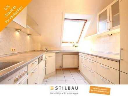 STILBAU bietet an: Gemütliche Wohnung in ruhiger Lage