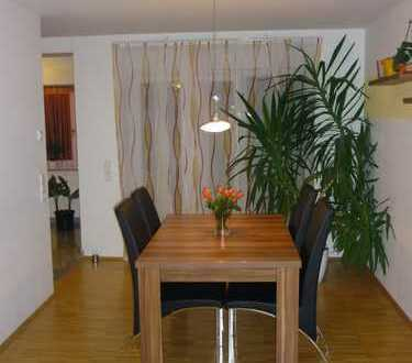 sehr schöne & hochwertig ausgestattete 2 ZKB Wohnung mit Balkon