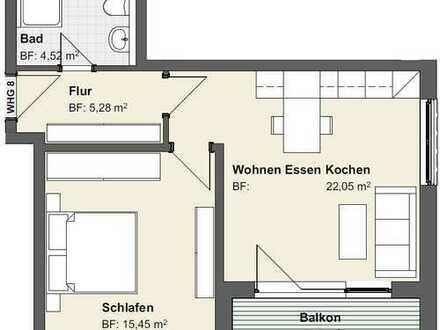 Reserviert Wohnung Nr. 8