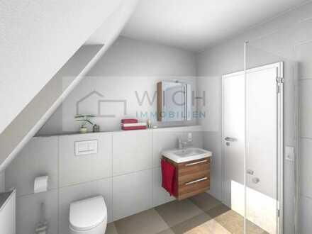 Erstbezug nach Sanierung: Moderne 4-Zimmerwohnung in zentraler Lage von Kronach!