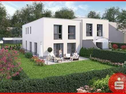 NEUBAU: Doppelhaushälfte in Rathsberg