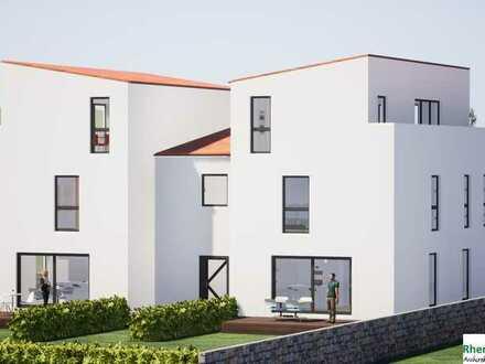 Penthouse-Maisonettewohnung mit Domblick