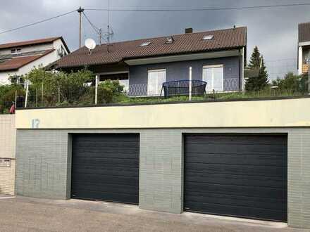 Einfamilienhaus in ruhiger Südhanglage mit Aussicht