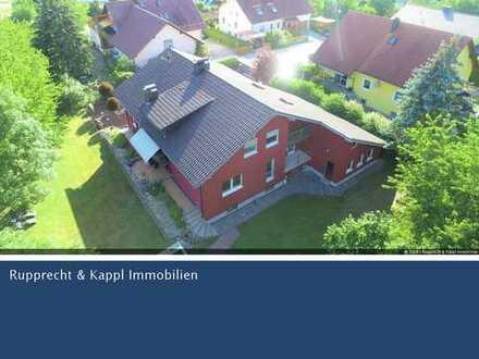 Prachtvoll und repräsentativ. Einfamilienhaus mit großem Grundstück in Schwandorf