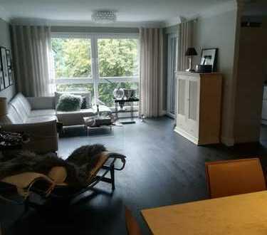 Exklusive 3 Zimmer Wohnung in bester Innenstadtlage im Dorf