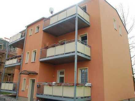 * schöne 2-Zimmer-Wohnung mit großem Balkon *