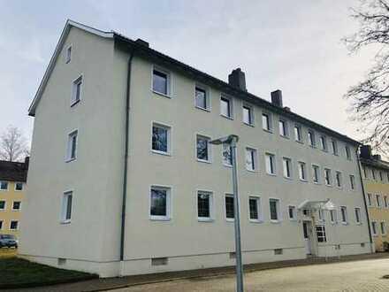 Erstbezug nach Sanierung ! Kleine Erdgeschosswohnung in Weidenberg !