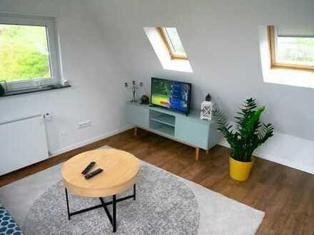 Möbiliertes Studio in Stuttgart Uhlbach