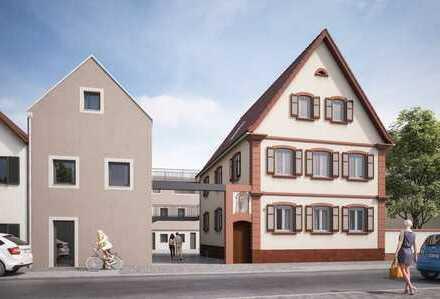 ++ Barrierefreie 2 ZKB Wohnung im 1.OG eines 5-Parteienhaus ! ++